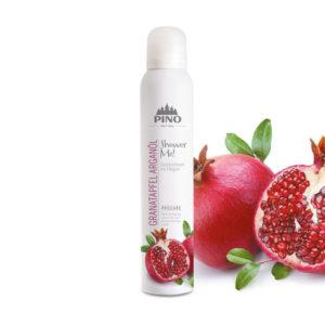 PINO Duschschaum Granatapfel Arganöl 200ml - LebensForm Shop