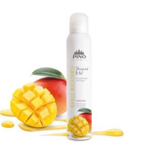PINO Duschschaum Mango Macadamia 200ml - LebensForm Shop