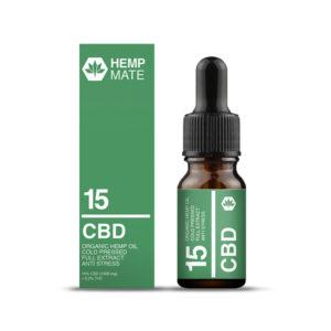 Hanftropfen Cannabis 15% CBD Öl kaufen