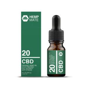 Hanftropfen Cannabis 20% CBD Öl