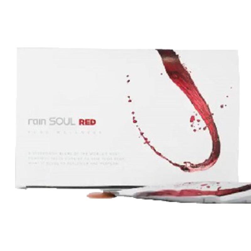 Rain Soul RED Box 30 - LebensForm Shop