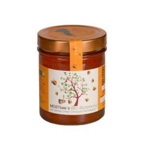 BIO Blütenhonig 500g MOSTbees Honig - LebensForm Shop