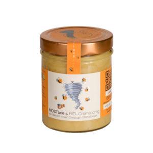 BIO Cremehonig 500g MOSTbees Honig - LebensForm Shop