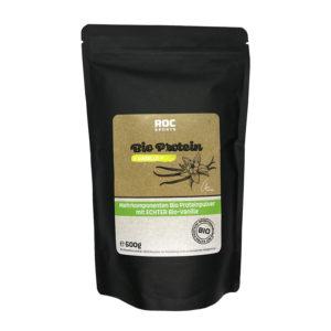 BIO Protein Pulver Vanille - LebensForm Shop