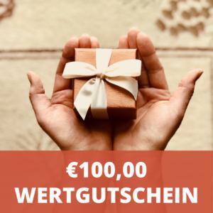 € 100,- Wertgutschein - LebensForm Shop