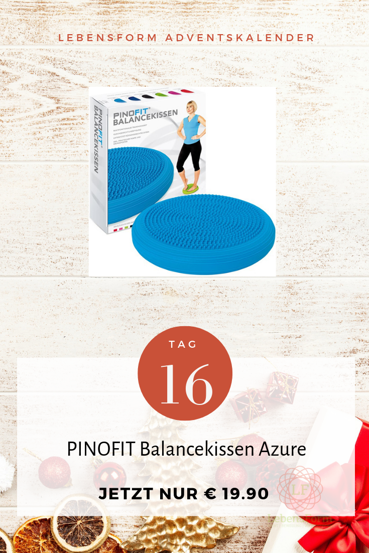PINOFIT Balancekissen Advent -Lebensform